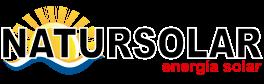 Natursolar, Nº1 en instalaciones de energía solar térmica Logo